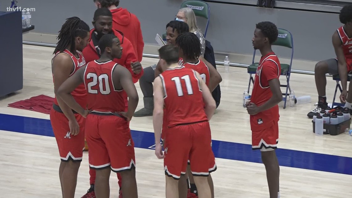 Maumelle wins at LRCA, 72-69