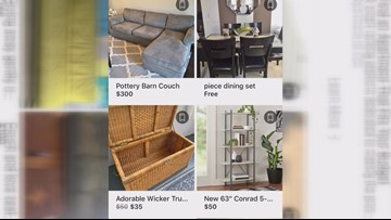 Pulaski County Sheriff's Office sees spike in Facebook Marketplace robberies