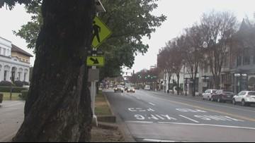 Horse carriage crash brings crosswalk crackdown