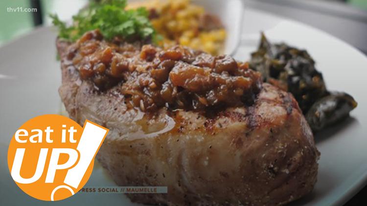 Cypress Social ranked a top Arkansas food destination