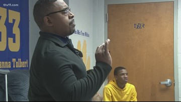NLR hoops learning life lessons from Manhood Classes