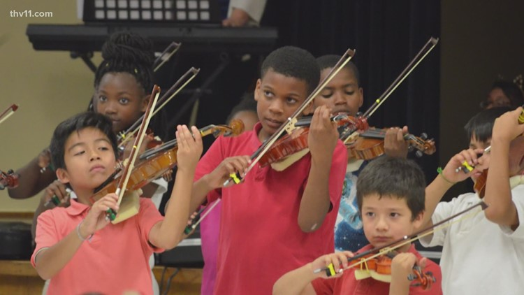 Support Arkansas Symphony Orchestra this Giving Day