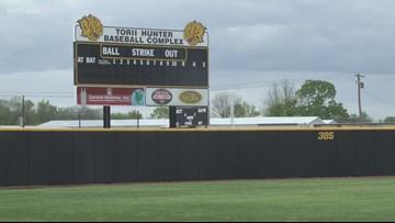 UAPB completes Torii Hunter Baseball and Softball Complex