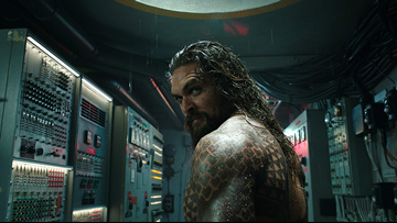 Aquaman is dumb fun, but it's overstuffed and lacks depth