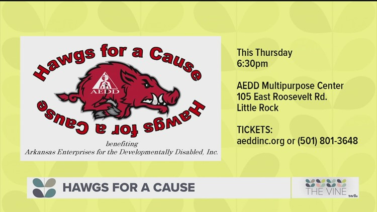 Hawgs for a Cause with AEDD