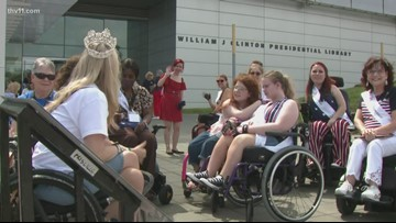 Ms. Wheelchair America Pageant