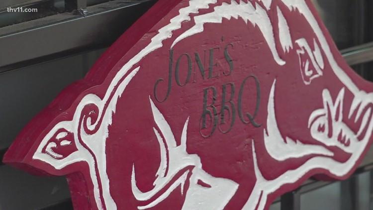 Historic Arkansas restaurant, Jones Bar-B-Q, reopens 5 months after massive fire
