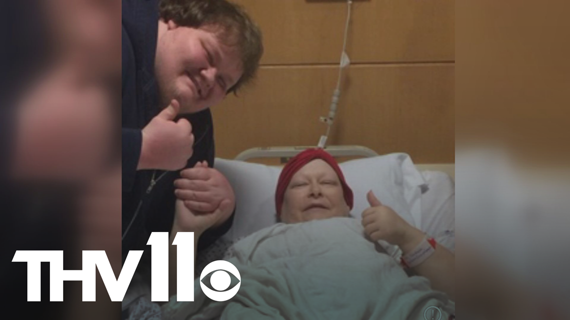 Arkansas TikTok star, Nanny Maw, raises over $220K for mom's cancer treatment