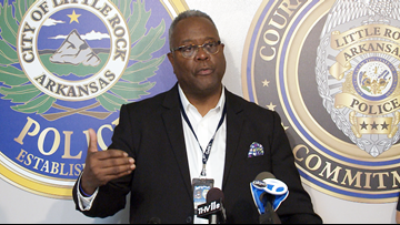 New LRPD chief addresses protests and alleged FBI investigation