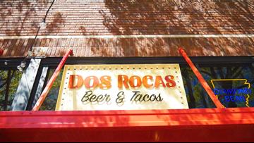 Dos Rocas rebrands with new name: Mockingbird Bar and Tacos