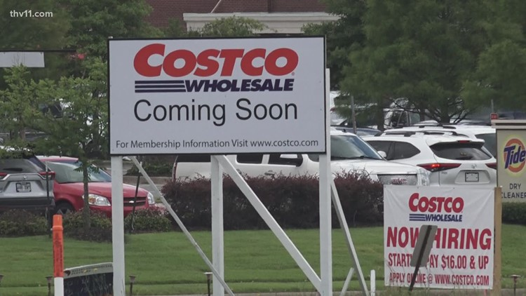 Hard liquor to be sold at new Costco location in Little Rock