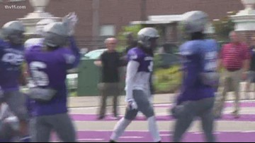 Offense sharp in UCA's second scrimmage