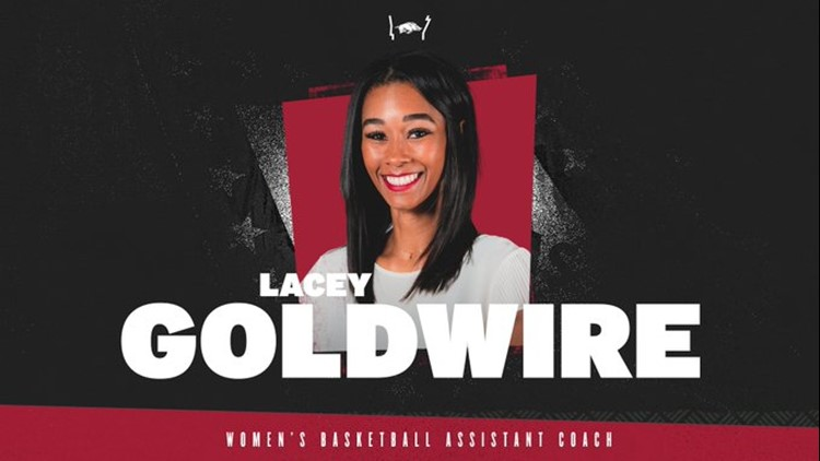 Lacey Goldwire returns as assistant coach