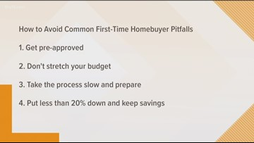 Helpful tips for first-time homebuyers