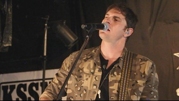 Arkansas native Matt Stell turns down Harvard to pursue country music career