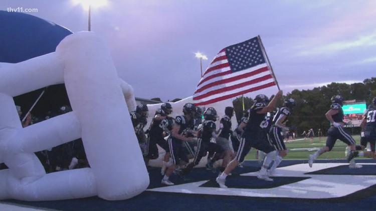 Final scores for Week Four of Arkansas high school football