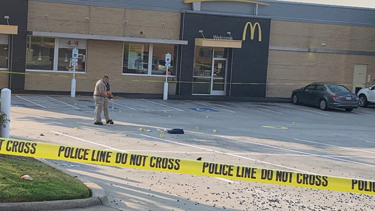 1 dead, 1 injured after shooting at McDonalds on McCain in North Little Rock
