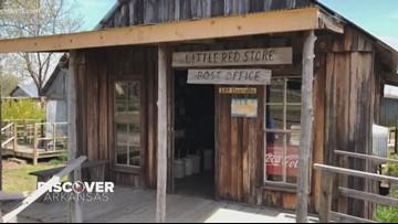 Discover Arkansas: Pioneer Village