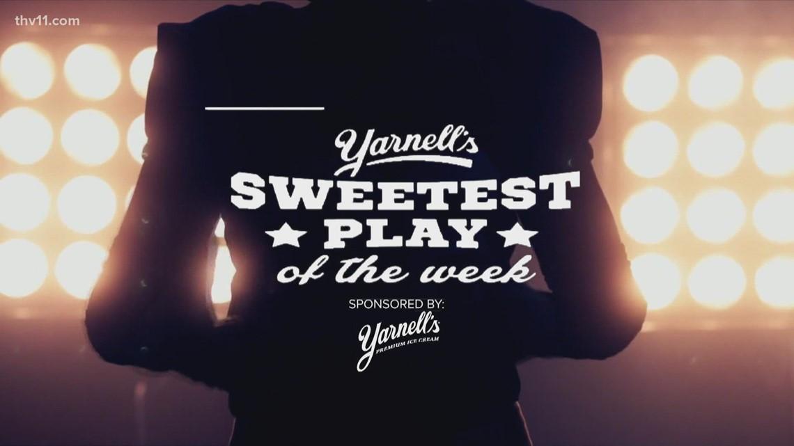 Yarnell's Sweetest Play Week 8