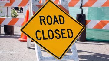 List of road closures due to Arkansas River flooding   thv11 com