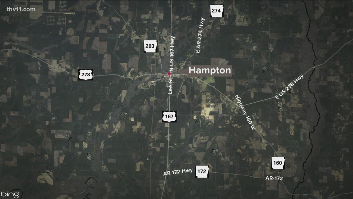 Ammonia leak in Hampton, authorities issue emergency alert