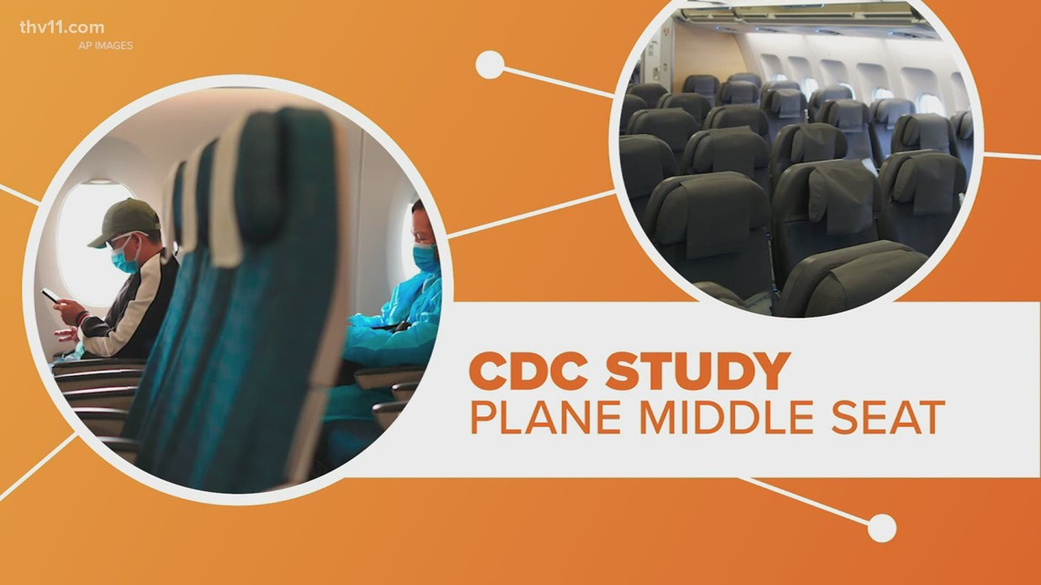 Airplane middle seat | Connect the Dots