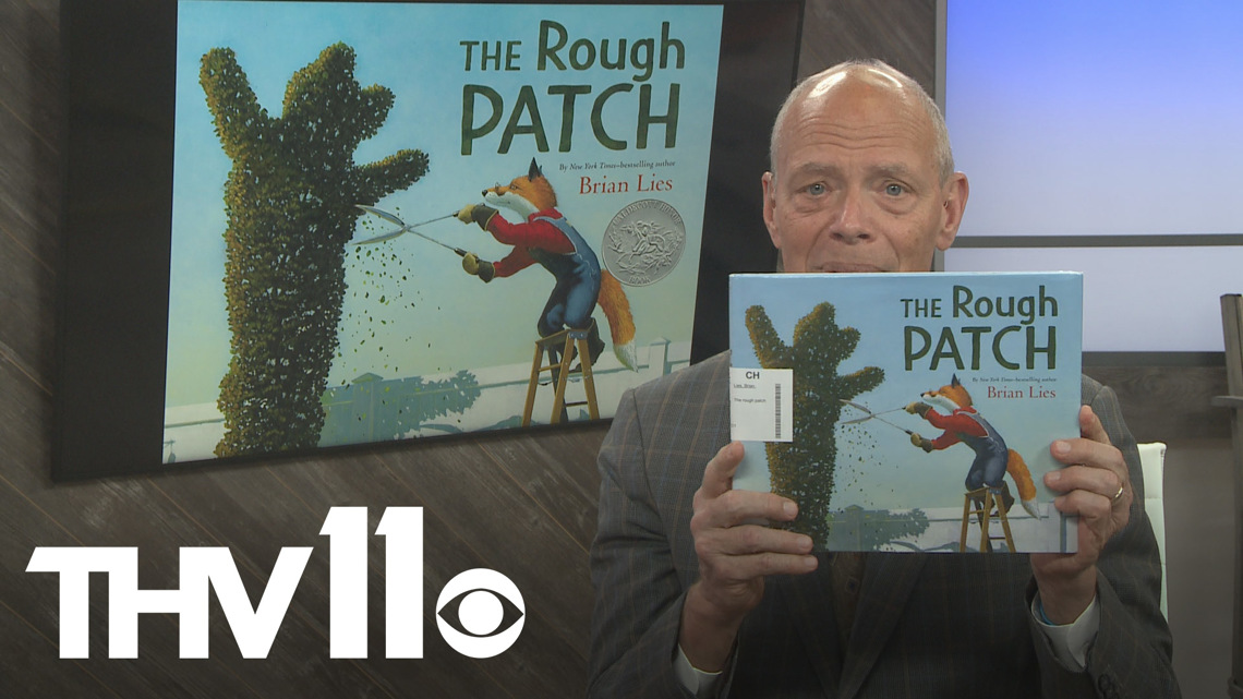 Craig O'Neill reads The Rough Patch by Brian Lies