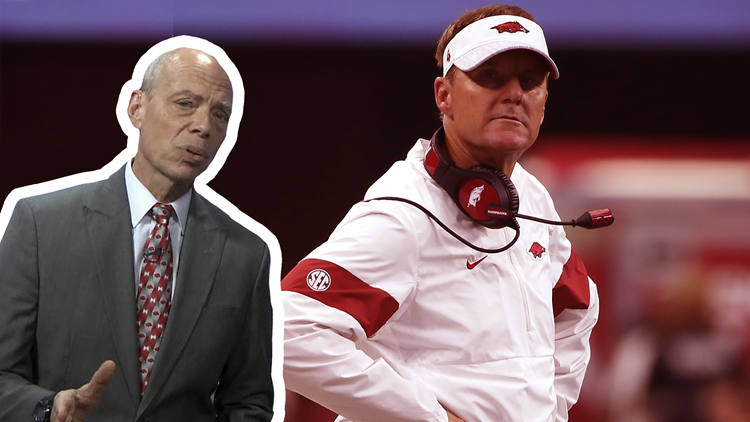 Craig's Twist on Chad Morris firing: 'We've been through this before, you know'