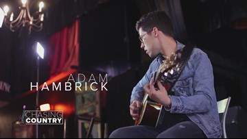 Arkansas native Adam Hambrick transitions from songwriting to solo career in Nashville