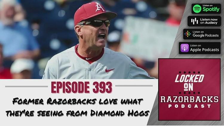 Locked on Razorbacks Episode 393: Former Razorbacks love what they're seeing from Diamond Hogs