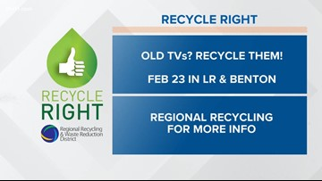 Recycle Right Tips | Week Forty-eight