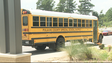 PCSSD brings WiFi to school buses, making them fit for homework