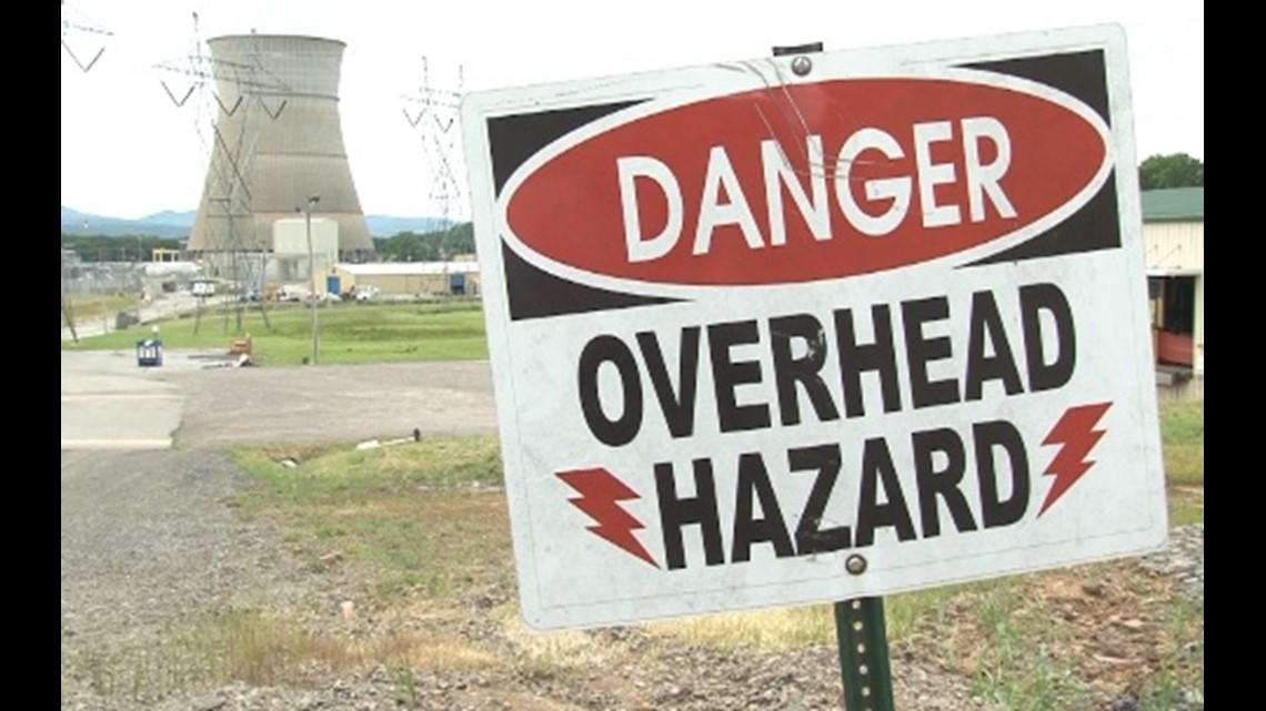 Arkansas Nuclear One responds to flooding concerns in Pope County