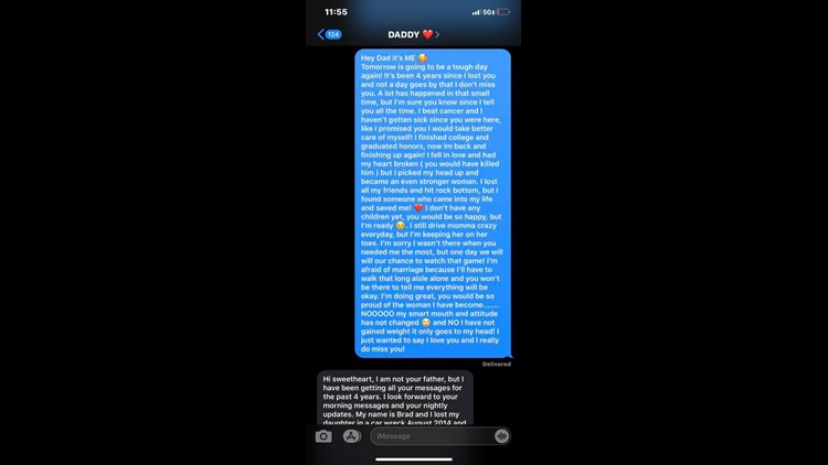 Chastity Patterson text messages 1