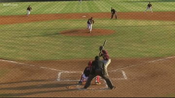 Trojans dominate Red Wolves to take series