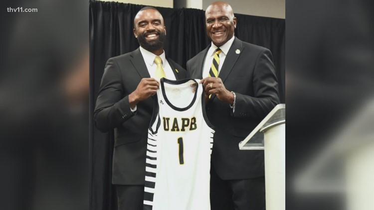 Solomon Bozeman Introduced as UAPB Men's Basketball Head Coach