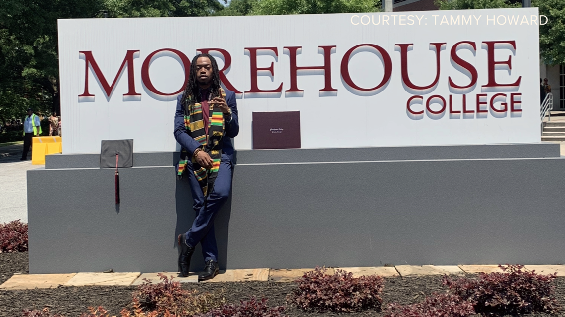 Little Rock man one of Morehouse graduates to get student loans paid off by billionaire