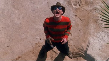 Why Freddy Krueger is perhaps the most iconic horror movie villain