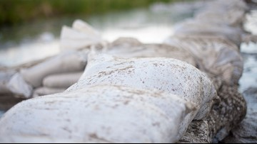 Faulkner Co. District Court offers double community service credit for stuffing sandbags ahead of river flooding