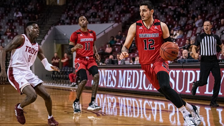 Defense carries Red Wolves to third-straight win