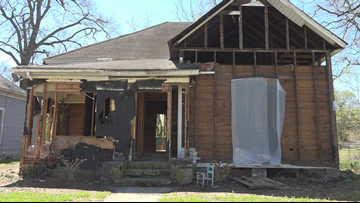 Pine Bluff pastor fights poverty by repairing old homes and renting at low rates