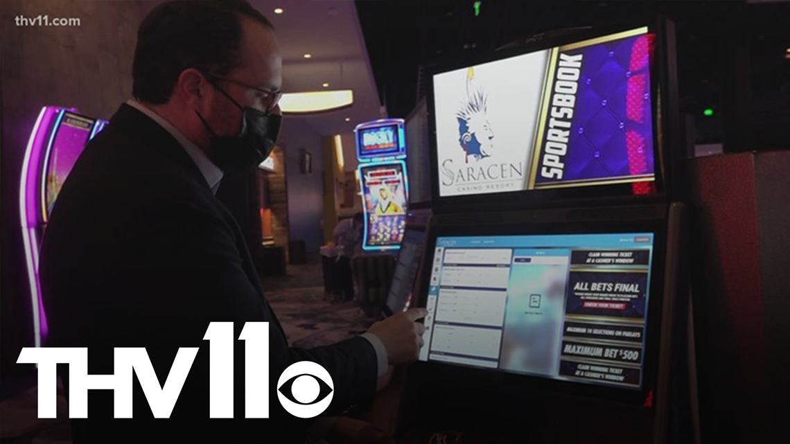 Arkansas sports betting expected to win big for Super Bowl weekend