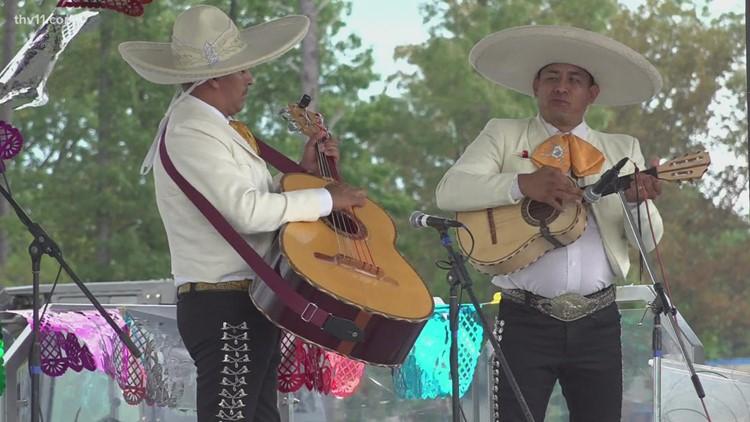 Hispanic Heritage Festival celebrates cultures found in Little Rock