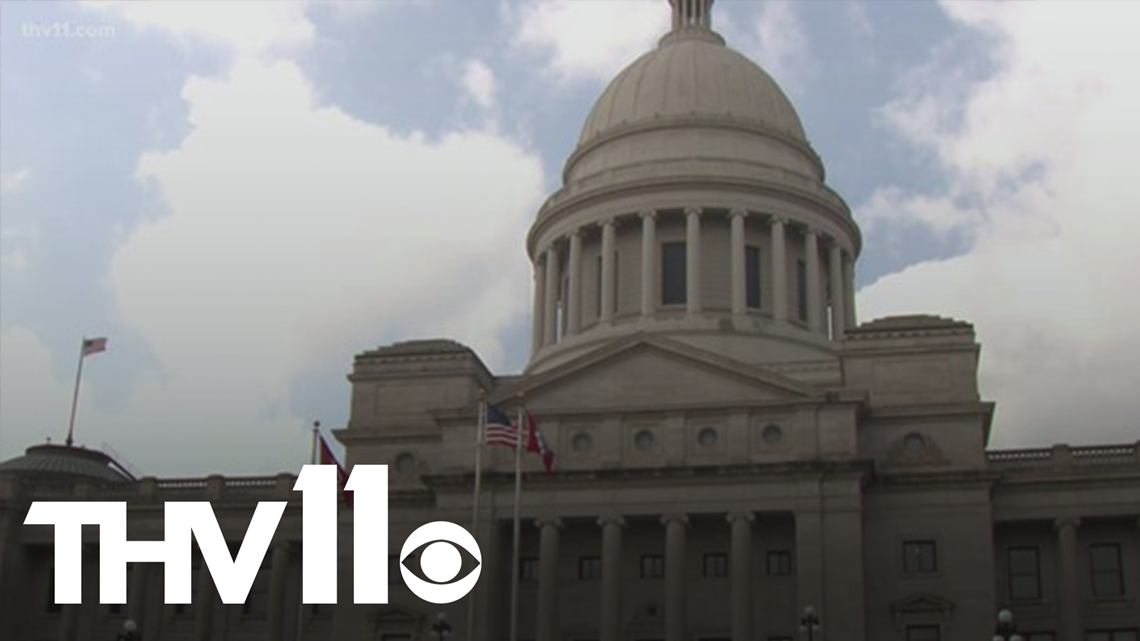 Arkansas laws going into effect this week