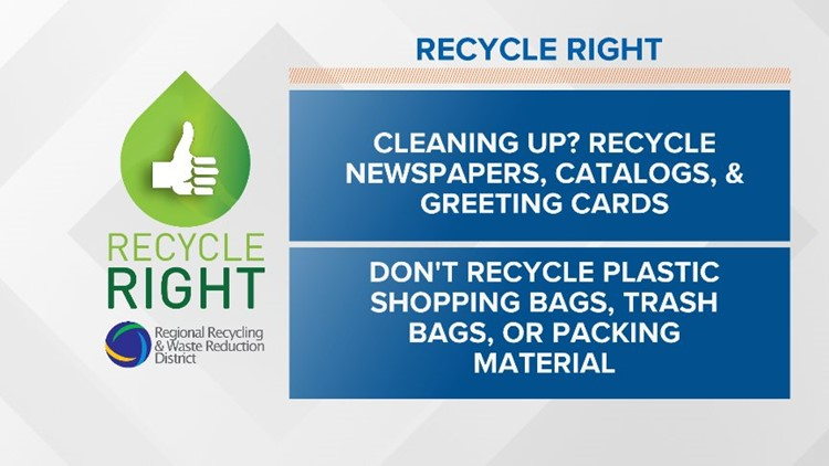 Recycle Right Tips   Week Forty-five