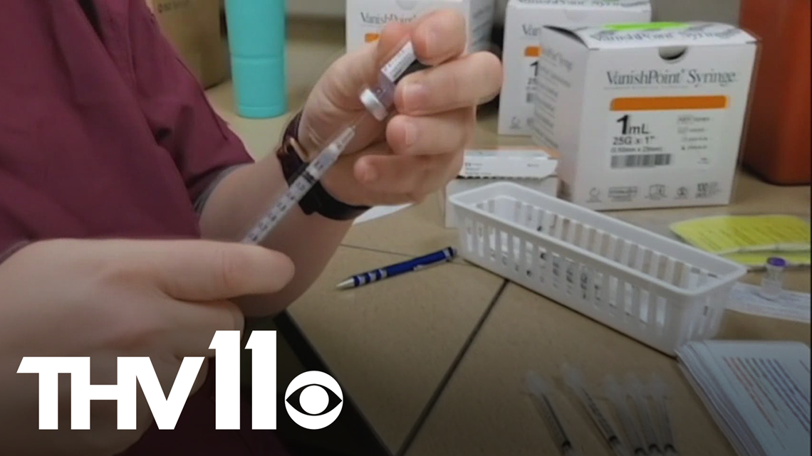 Arkansas listed as one of 10 states with lowest COVID-19 vaccination rates