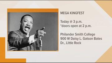 Mega Kingfest celebrates legacy of Dr. Martin Luther King Jr.