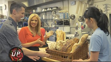 Boulevard Bread makes delicious sandwiches & even better cookies!