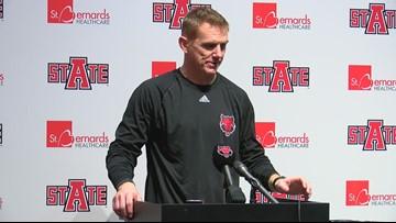 Blake Anderson recaps A-State's wild 28-27 win over Coastal Carolina