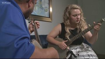 RemARKable Kids | Banjo extraordinaire, Lillyanne
